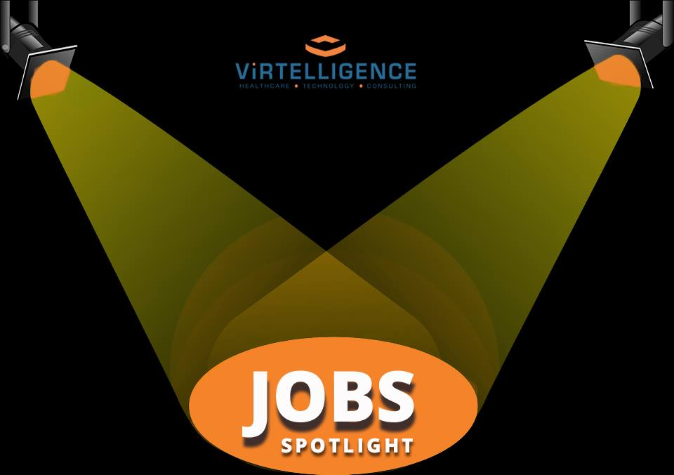 Virtelligence Weekly Jobs Spotlight: IT Consulting Jobs (5/16 ...