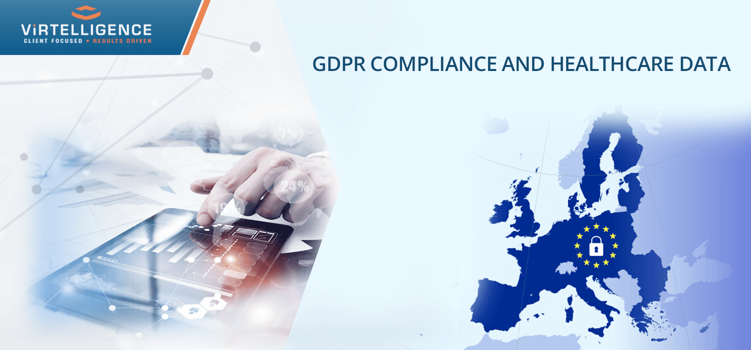 How GDPR is going to affect the Healthcare Organizations